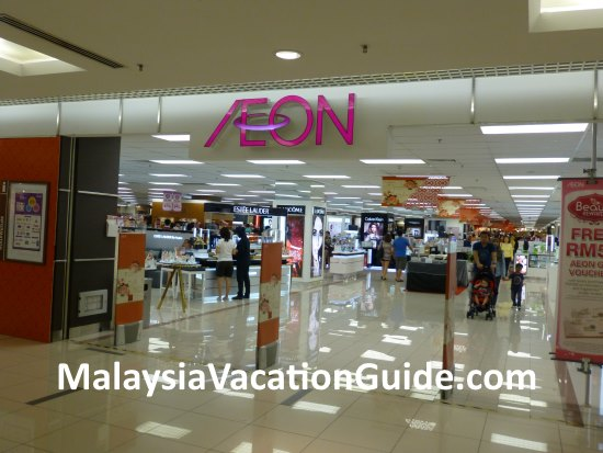 AEON Departmental Store at 1 Utama