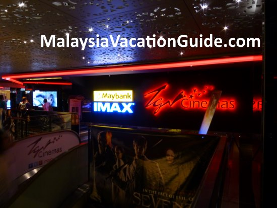 TGV Cinema 1 Utama
