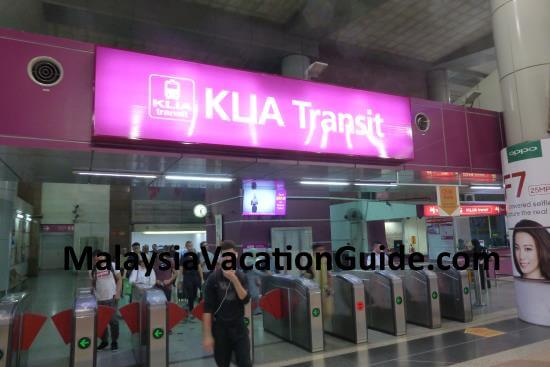 KLIA Transit