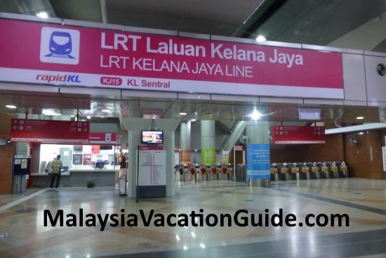 Kelana Jaya LRT Line