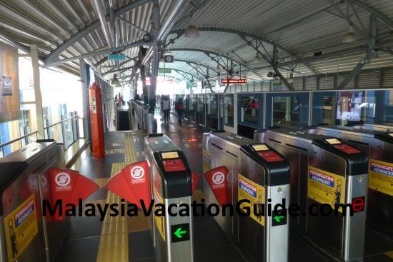KL Monorail Station