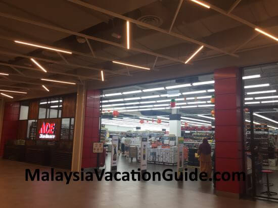 Ace Hardware at IPC Shopping Centre