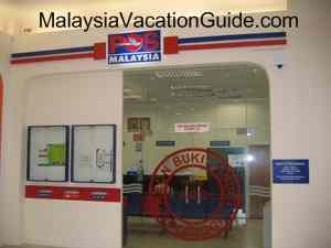 AEON Pos Malaysia Klang