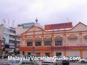 Ajuntha Textiles Shop