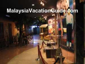 Kajang Sate Museum Exhibits