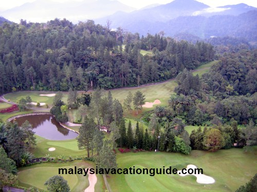 Awana Golf Genting Highlands