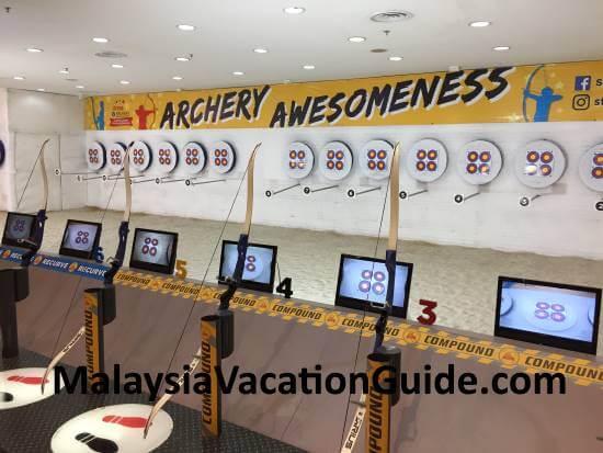 Berjaya Times Square Archery