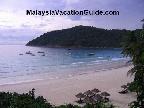 Beach At Berjaya Redang Resort