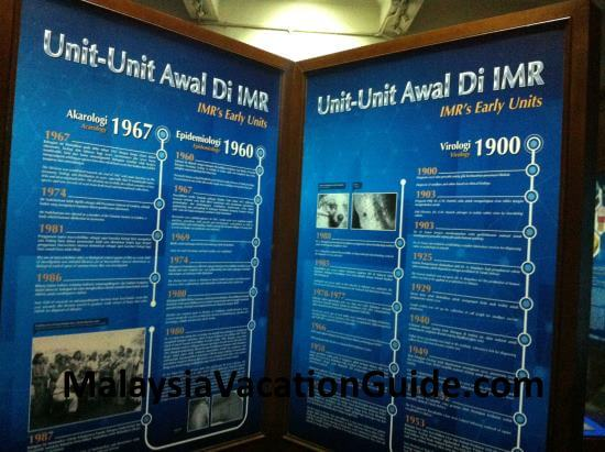 History of IMR.