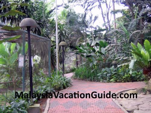 Kuala Lumpur Bird Park Compound