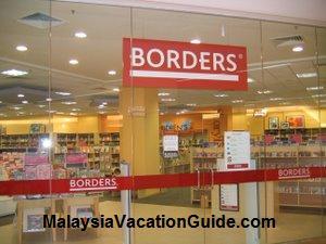 Borders Tropicana City Mall