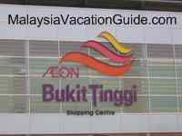 AEON Bukit Tinggi Klang