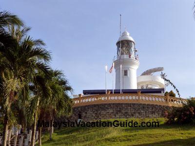 Cape Rachado Lighthouse Melaka