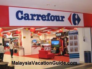 Carrefour Tropicana City Mall