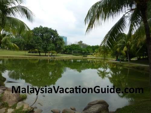 Bandar Utama Lake