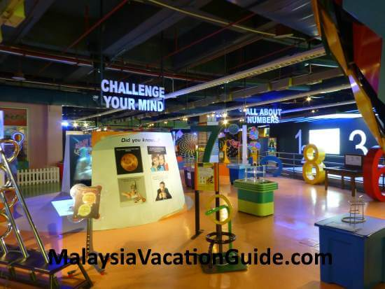 Challenge Your Mind at National Science Center