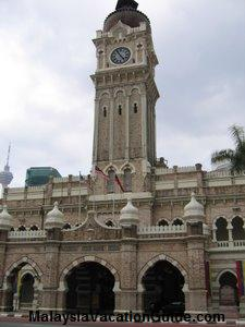 Sultan Abdul Samad Clock Tower