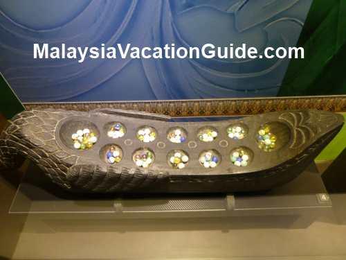 Congkak Malay World Ethnology Museum
