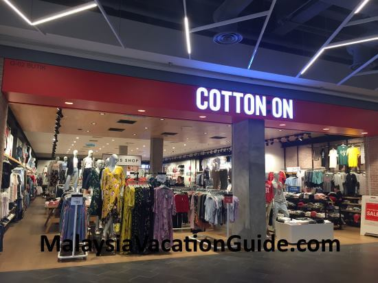 Cotton On at IPC Shopping Centre