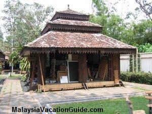 Malaysia Craft Centre Wakaf