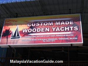 Pulau Duyung Custom Made Wooden Yachts