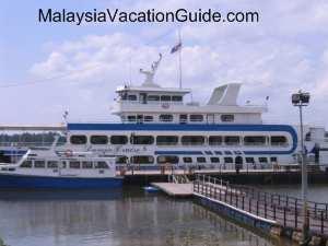 Danga Cruise 8 Ship