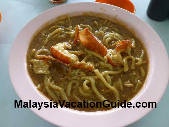 Dengkil Yew Hin Prawn Noodles