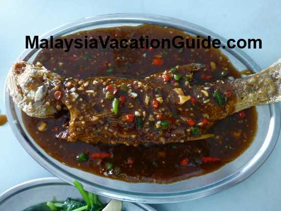 Dengkil Yew Hin Fried Fish