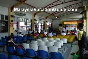 Hentian Duta Waiting Hall
