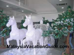 I City Snowalk Foyer