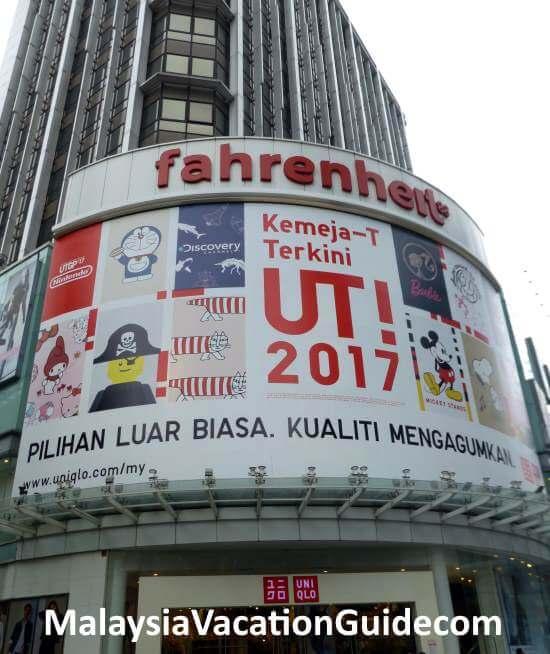 Fahrenheit88 Bukit Bintang
