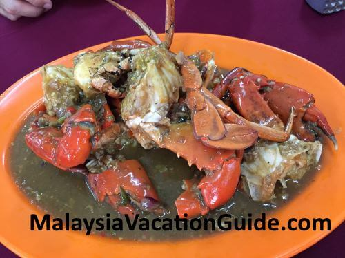 Fatty Crab Signature Dish