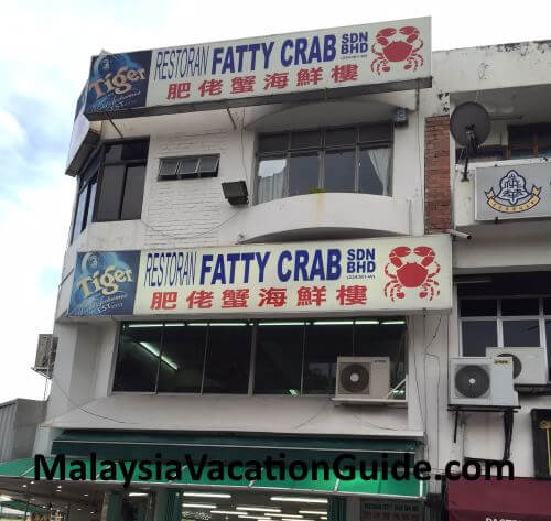 Fatty Crab Taman Megah