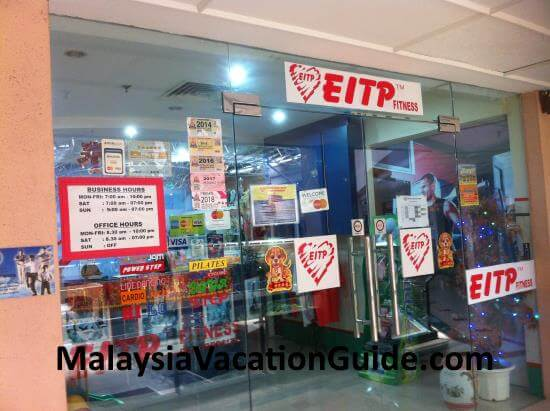 EITP Fitness Centrepoint
