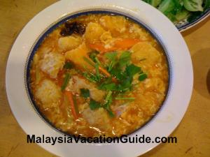 Sweet and Sour Fish Maw