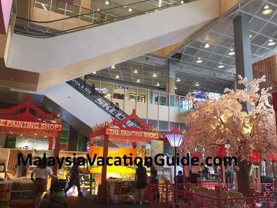 IPC Shopping Centre Foyer
