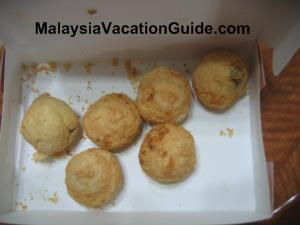 Durian Tarts Yik Kee Restaurant