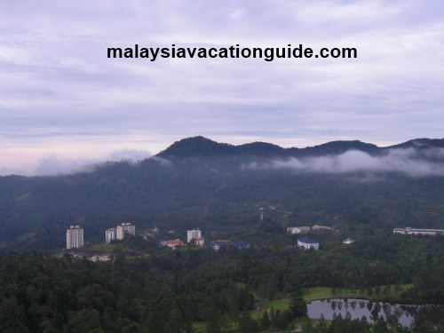 Genting Mountains