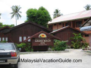 Grand Beach Motel