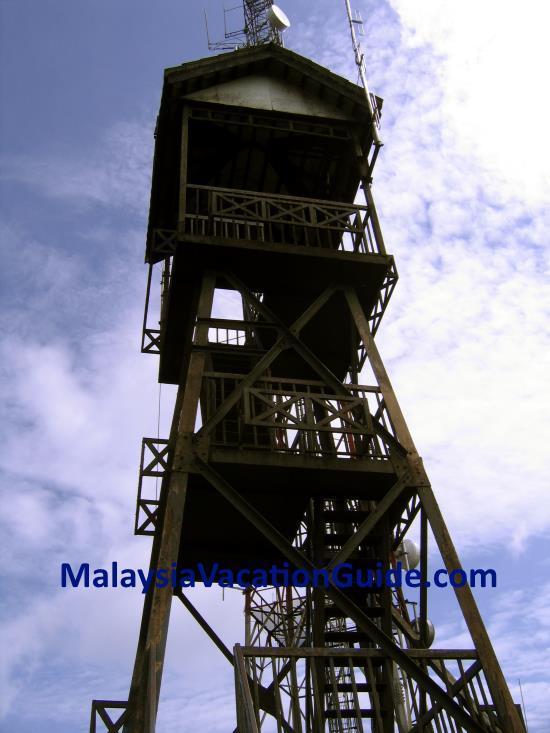 Gunung Brinchang Observatory Tower