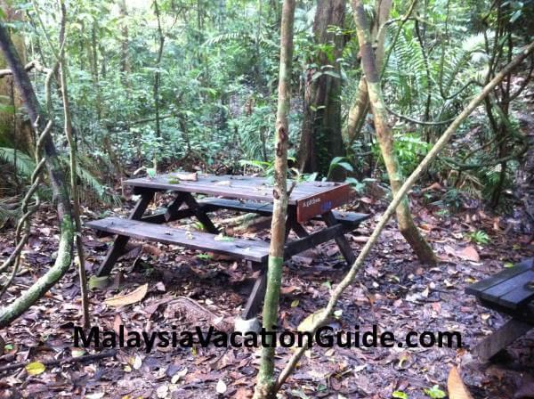 Harmoni Trail Benches
