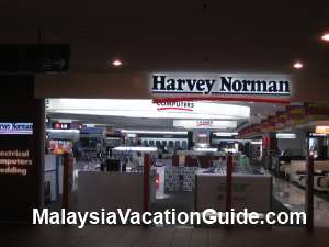 Citta Mall Harvey Norman