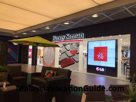 Harvey Norman at IPC Shopping Centre