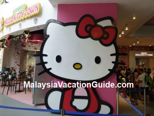 Hello Kitty Town Johor