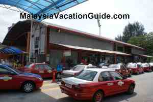 Hentian Duta Taxi Terminal
