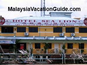 Sea Lion Hotel Pulau Ketam