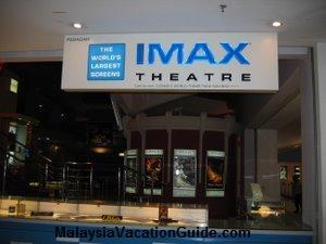 IMAX Theatre Berjaya Times Square