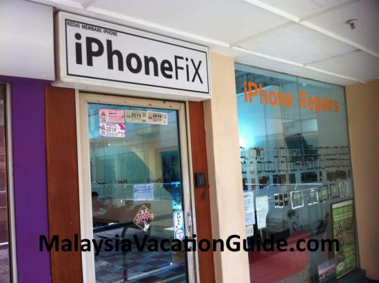 iPhoneFix Centrepoint
