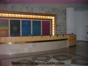 Islamic Arts Museum KL Lobby