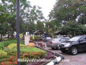 Istana Budaya Car Park